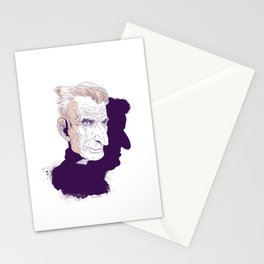 Sam Beckett Stationery Cards