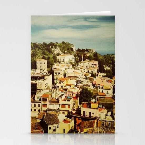 Taormina Stationery Cards
