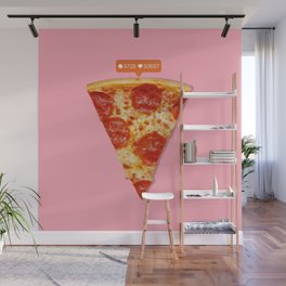 Pizza Wall Mural