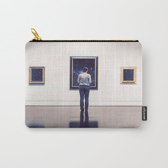 Future Gallery Carry-All Pouch