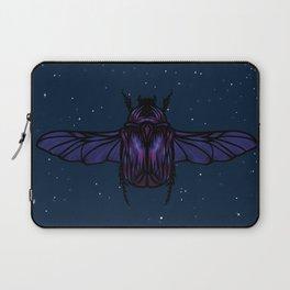 Midnight Beetle Laptop Sleeve