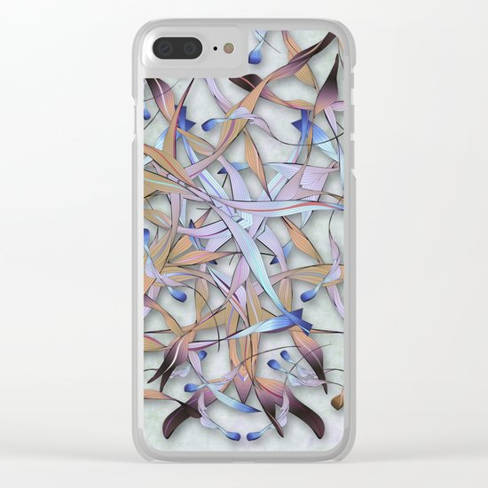 On the Shore Clear iPhone Case