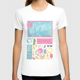 Pool Party! T-shirt