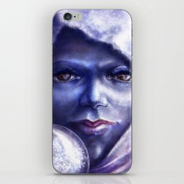 Snowqueen iPhone Skin