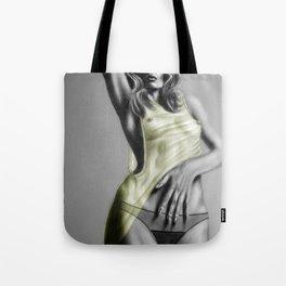 + TOO CLOSE + Tote Bag