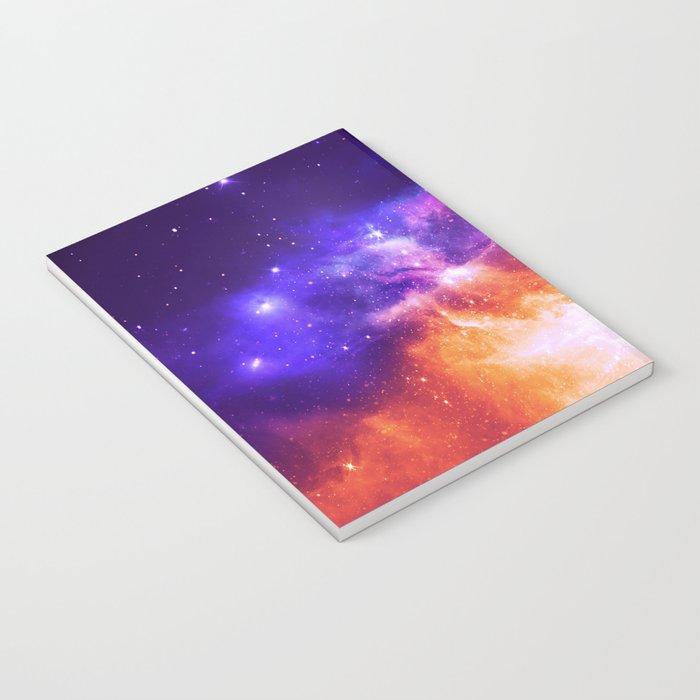 Stars & Flames Notebook