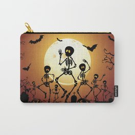 Skeletons Macabre Dance Carry-All Pouch