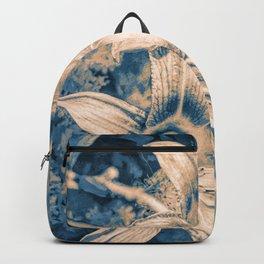 Blue Velvets Backpack