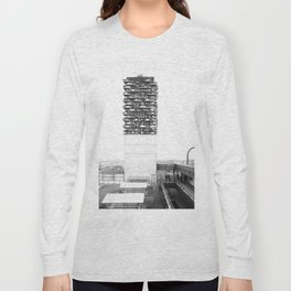 Architecture of Impossible_Spread Pavia Long Sleeve T-shirt