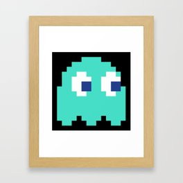 8-Bits & Pieces - Inky Framed Art Print