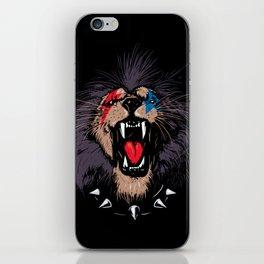 Rock & Roar iPhone Skin
