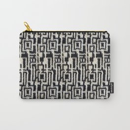Maze Knit Carry-All Pouch