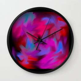 proof through the night Wall Clock
