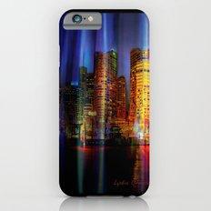 Behind the curtain 3 (Sydney) Slim Case iPhone 6s