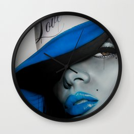 'Love Child' Wall Clock