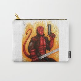Hell boy Carry-All Pouch