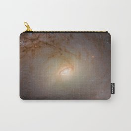 Galaxy IC 2051 in Southern constellation of Mensa - Table Mountain Photograph Carry-All Pouch