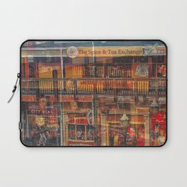 The Yellow House Laptop Sleeve