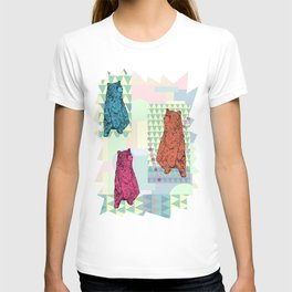 Cute little bears T-shirt