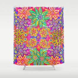Child of the 60's Shower Curtain