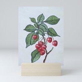 Burr's Seedling Mini Art Print