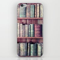 books iPhone & iPod Skins featuring books by Claudia Drossert