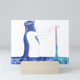Eupompe Mini Art Print