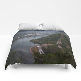 The Great Wall of China Comforters