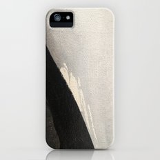 From white to black Slim Case iPhone (5, 5s)