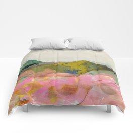 summer landscape Comforters
