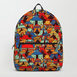 Circus Tent Backpack