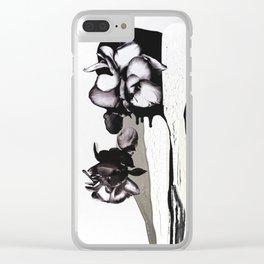 II Clear iPhone Case