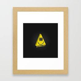Acidulant! Framed Art Print