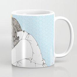 I Missed You So Much Coffee Mug