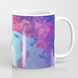 Howl @ The Moon Coffee Mug
