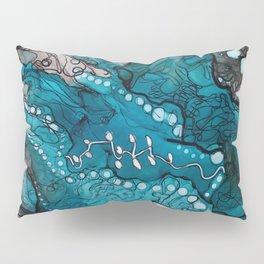 Jupiter Lineage Ink Botanical Pillow Sham