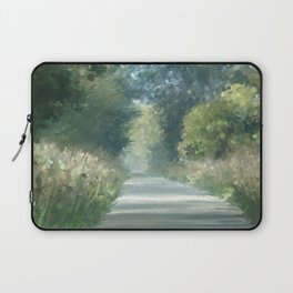 The road back home Laptop Sleeve