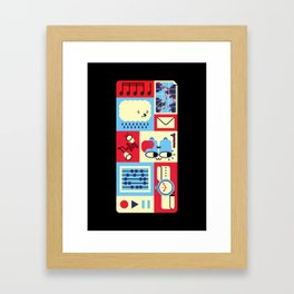There's an App for That Framed Art Print