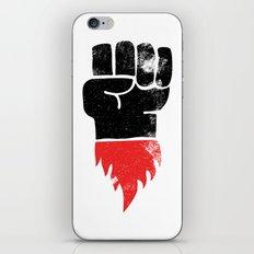 Resist Fist iPhone & iPod Skin