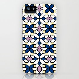 Moroccan Blue iPhone Case