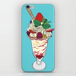 Strawberry Sundae iPhone Skin