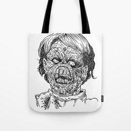 Evil Ed Tote Bag