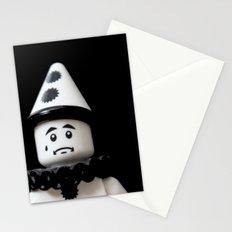 The Sad Sad Clown Stationery Cards
