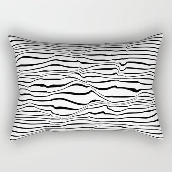 Pull My Trigger Rectangular Pillow