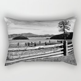 Whispering Winds Rectangular Pillow