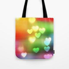 Love in Motion Tote Bag