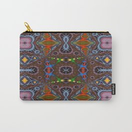 Vibrational Pattern 4 Carry-All Pouch