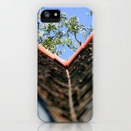 Roof iPhone Case