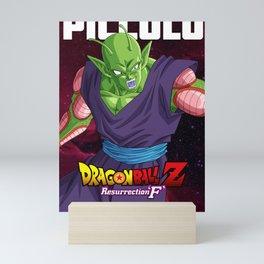 Piccolo Dragon Ball Super  Mini Art Print