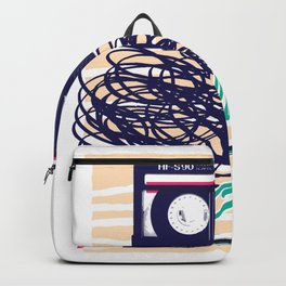 good old mess  Backpack